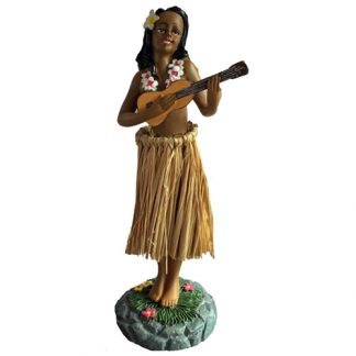 hula dashboard doll